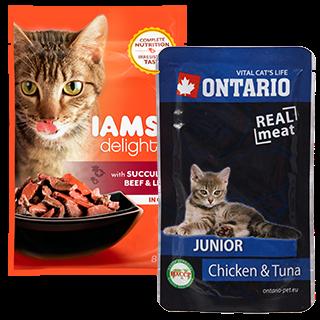 Obrázok pre kategóriu kapsičky pro kočky