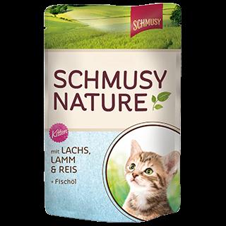 Picture for category Schmusy Nature kapsičky pro kočky