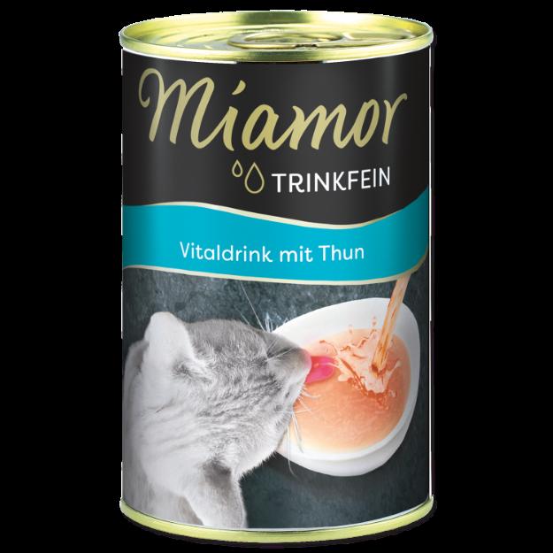 Vital drink MIAMOR tunák 135ml