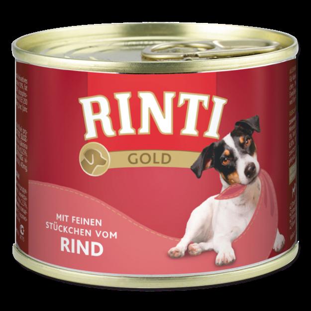 Konzerva RINTI Gold hovezí 185g